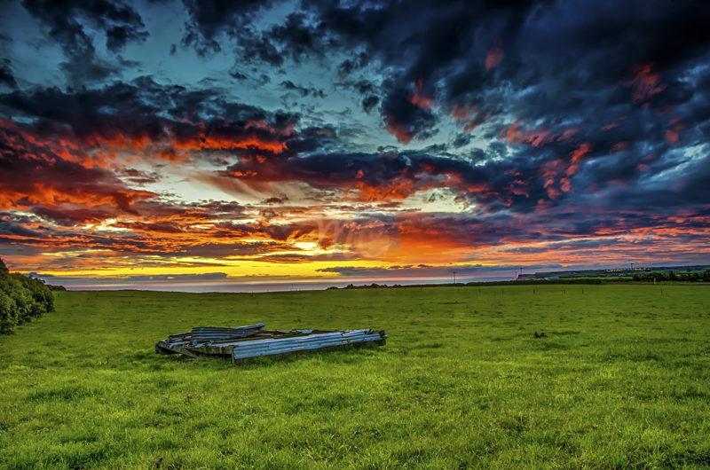 sunset-print