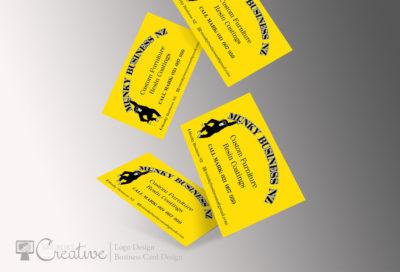 Business Card Design Logo Design