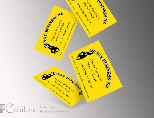 Logo Design & Business Card Design