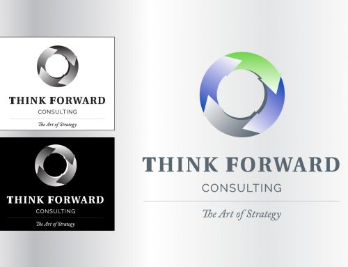Think Forward Consulting – The Art of Strategy – Logo Design