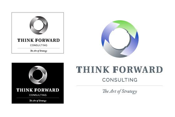 Think Forward Logo Design-100