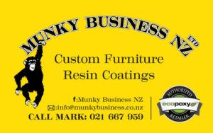 Munky Business Logo Design and Business Card Design
