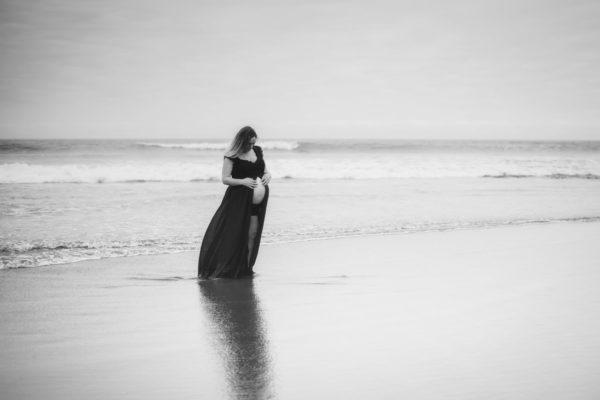 Maternity Shoot Ohawe Beach