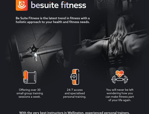 BeSuite Fitness Advert