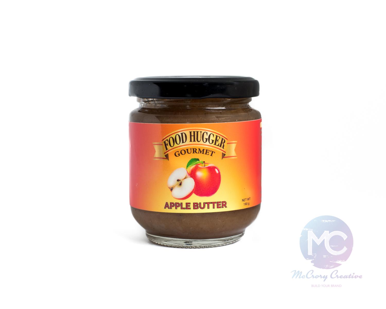 Apple Butter by Food Hugger Gourmet Label Design